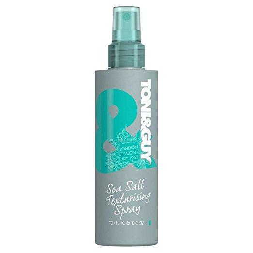 Текстурирующий спрей для волос «Морская соль» Toni&Guy Sea Salt Texturising Spray