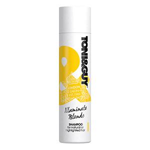 Шампунь Toni&Guy Illuminate Blonde Shampoo, 250 ml.