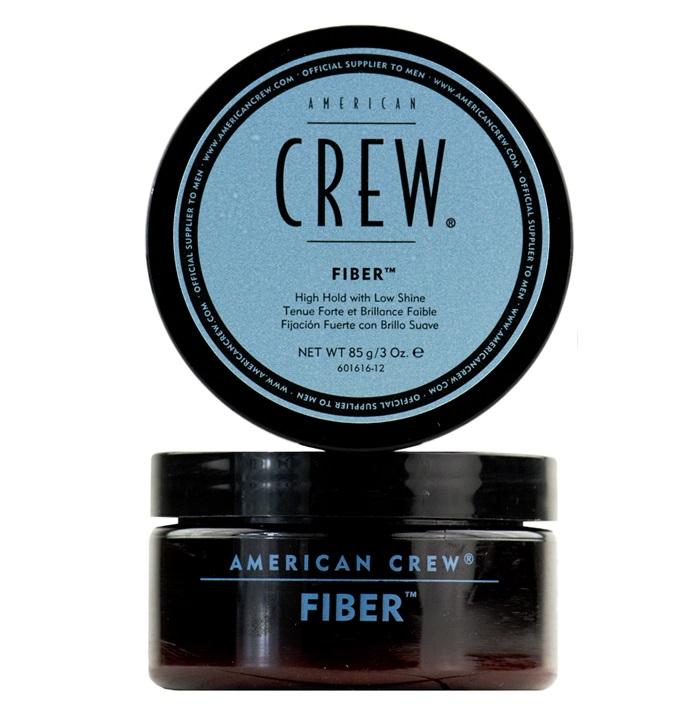 Матовая паста сильной фиксации American Crew Fiber, 85 g.