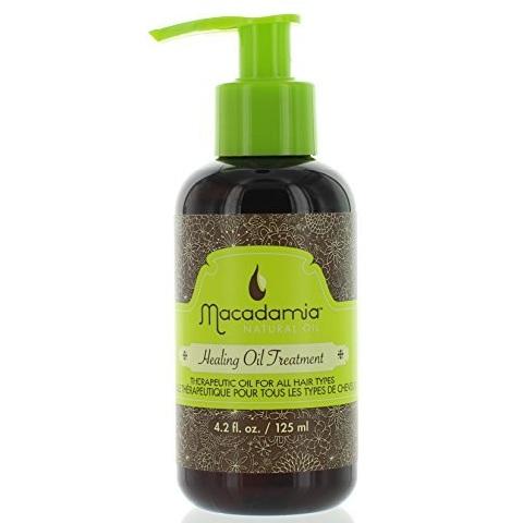 Восстанавливающее масло-сыворотка Macadamia natural oil Healing Oil Treatment