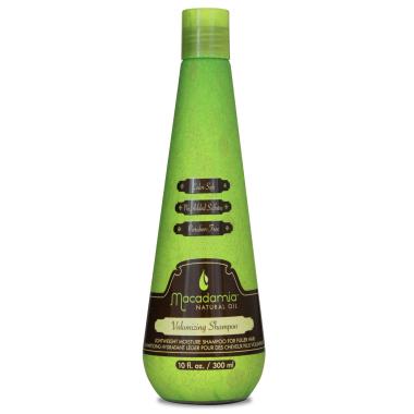 Легкий увлажняющий шампунь для объема Macadamia Natural Oil Volumizing Shampoo