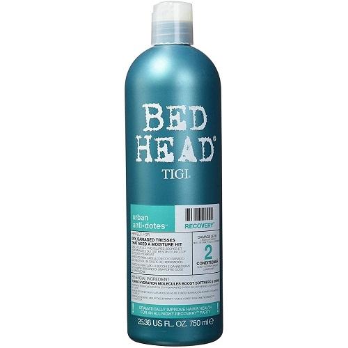 Увлажняющий кондиционер для сухих поврежденных волос Tigi Bed Head Urban Antidotes Recovery Conditioner 750