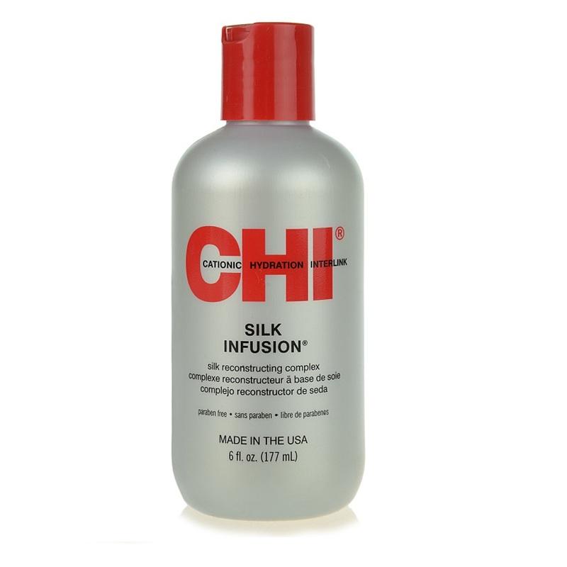 Жидкий шелк CHI Silk Infusion