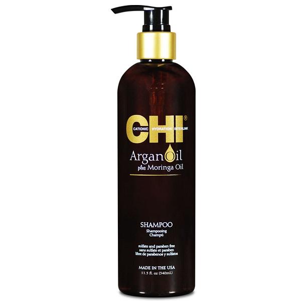 CHI Argan Oil Shampoo 340 ml