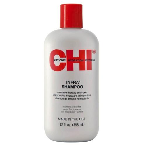 Увлажняющий питательный шампунь CHI Infra