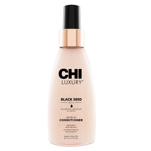 Несмываемый кондиционер для волос с маслом черного тмина CHI Luxury Black Seed Oil Leave-In Conditioner, 118 ml.