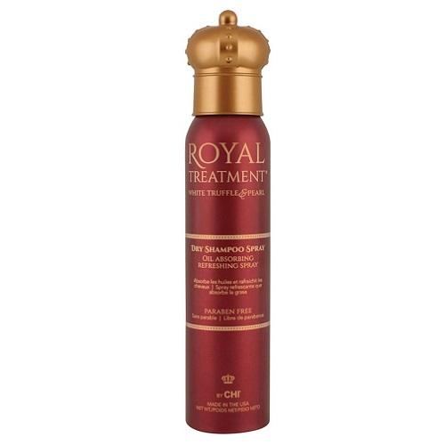 Сухой шампунь CHI Royal Treatment Dry Shampoo Spray, 198 g.