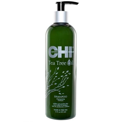 Шампунь с маслом чайного дерева CHI Tea Tree Oil Shampoo