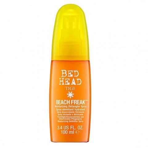 Спрей для легкого расчесывания волос Tigi Bed Head Beach Freak Detangler Spray, 100 ml.