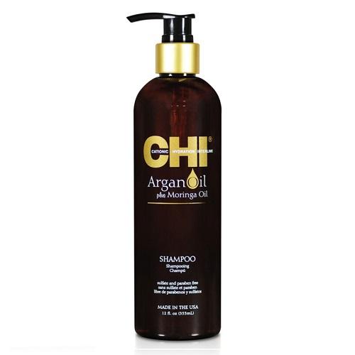 Восстанавливающий шампунь для волос CHI Argan Oil