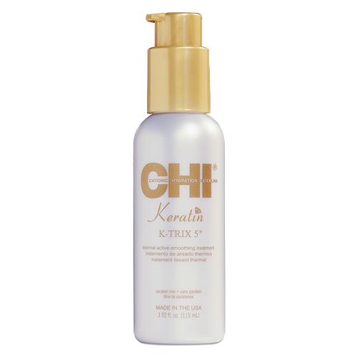 Разглаживающее средство для волос CHI Keratin K-Trix 5 Smoothing Treatmen 115 ml
