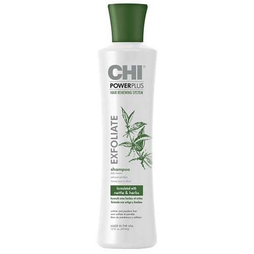 Отшелушивающий шампунь Chi Power Plus Exfoliate Shampoo