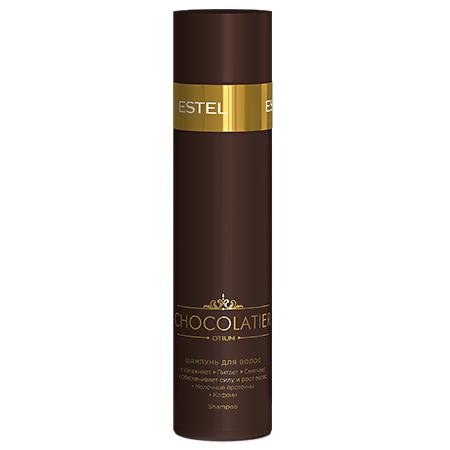 Шампунь для волос «Черный шоколад» Estel Professional Otium Chocolatier