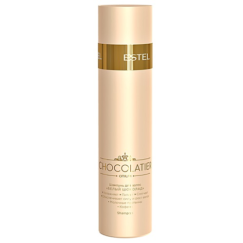Шампунь для волос «Белый шоколад» Estel Professional Otium Chocolatier
