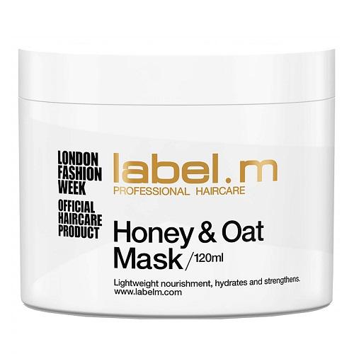 Питательная маска с медом и овсом Label.m Nourishing Mask Honey and Oat