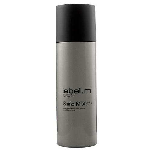 Блеск-спрей для волос Label.m Shine Mist 200 ml.