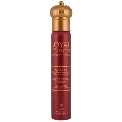 Спрей-блеск для волос CHI Royal Treatment Rapid Shine 150 ml.