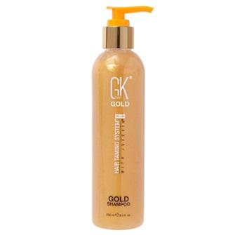 Шампунь «Золотая коллекция» GKhair Gold Shampoo 250 ml.