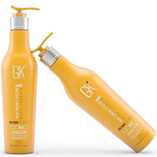 Шампунь для окрашенных волос GKhair UV/UVA Shield Color Protection Shampoo