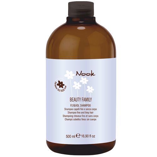 Шампунь для тонких и слабых волос Nook Beauty Family Fly & Vol Shampoo
