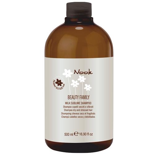 Nook Beauty Family Milk Sublime Shampoo 500