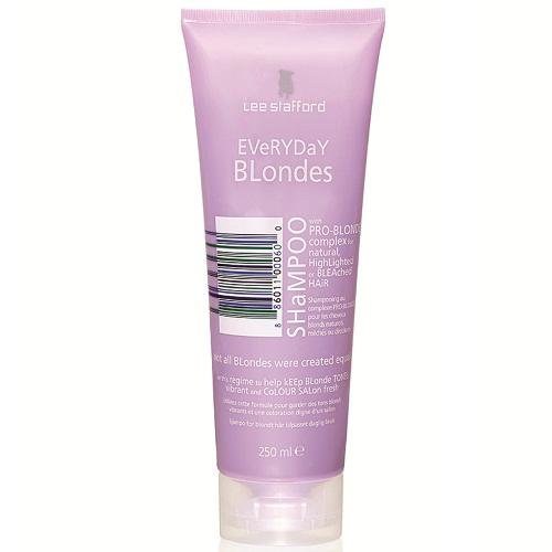 Шампунь для осветленных волос для ежедневного применения Lee Stafford Everyday Blondes Shampoo