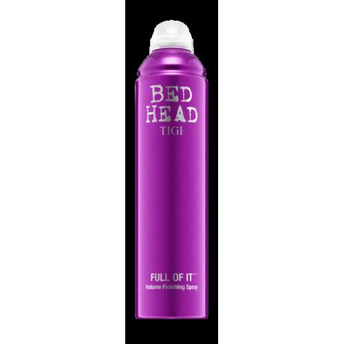 Финишный спрей для объема волос Tigi Bed Head Fully Loaded Full Of It