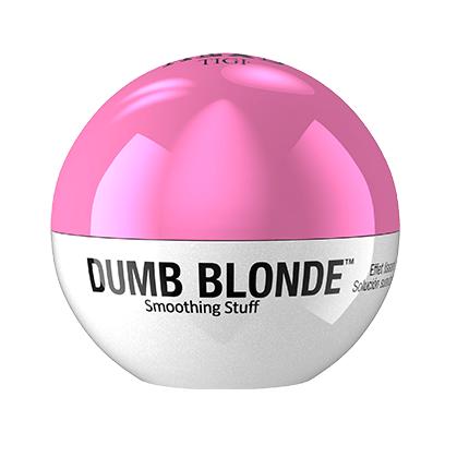 Крем для разглаживания сильно поврежденных волос Tigi Bed Head Dumb Blonde Smoothing Stuff