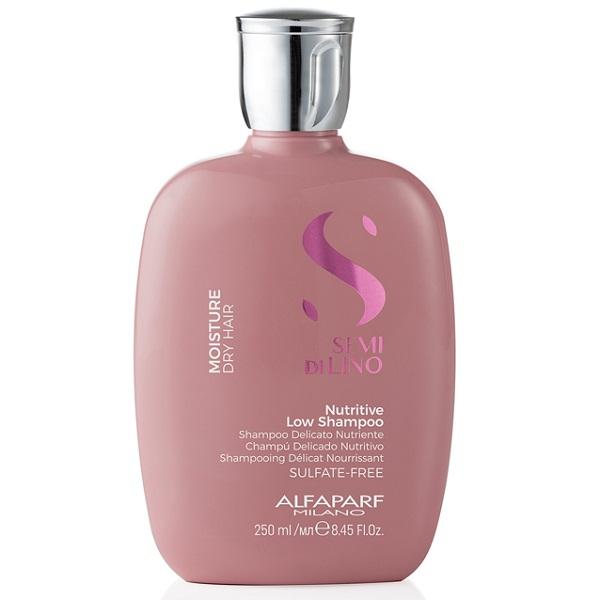 Alfaparf Semi Di Lino Moisture Nutritive Low Shampoo