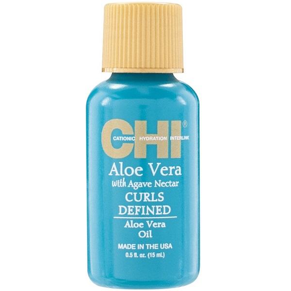 CHI Aloe Vera Oil Curls Defined 15 ml