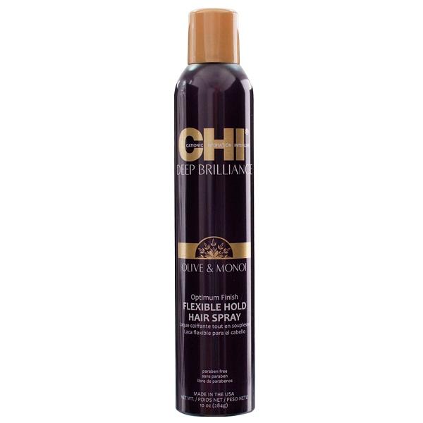 CHI Deep Brilliance Finish Flexible Hold Hair Spray