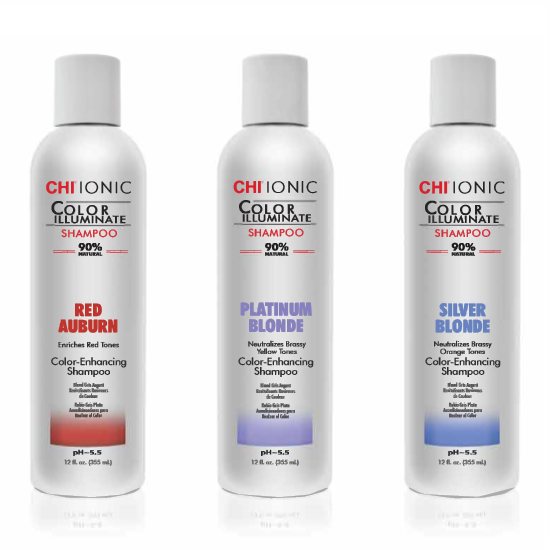CHI Ionic Color Illuminate Shampoo
