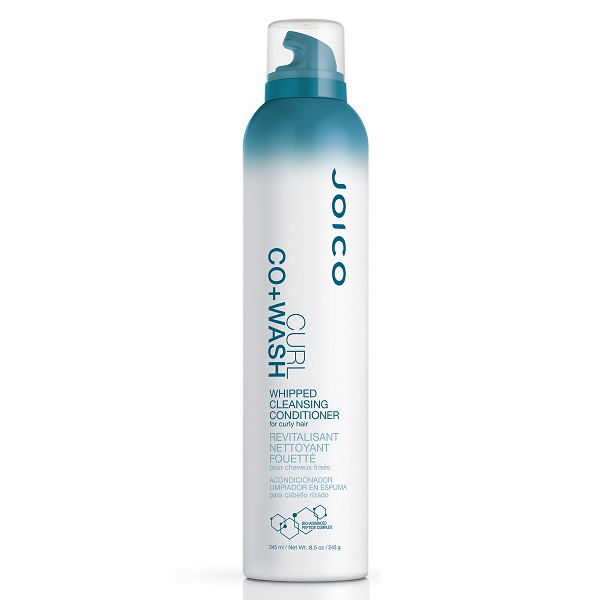 Joico Curl Co+Wash Whipped Cleansing Conditioner For Curly Hai