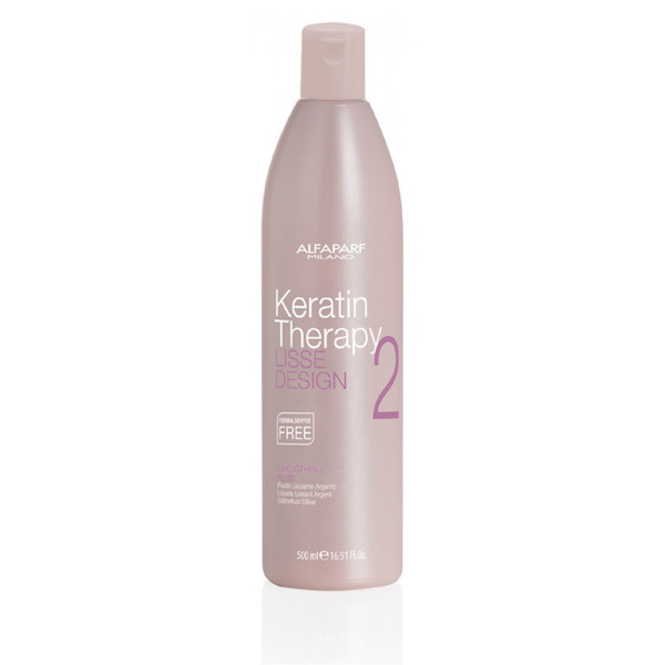 ALFAPARF milano Liss Design Keratin Therapy Smoothing Fluid