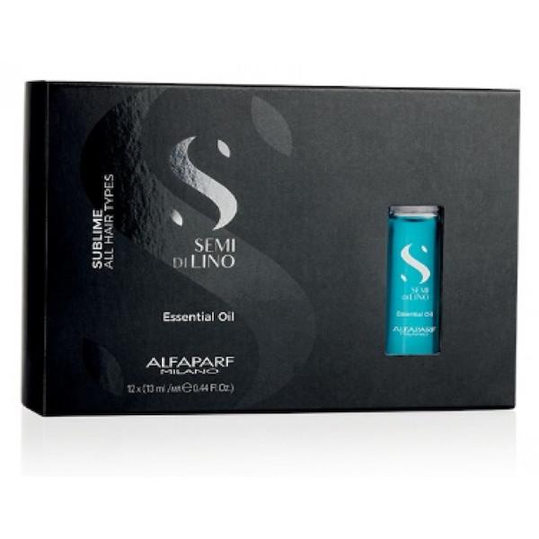 ALFAPARF milano Semi Di Lino Sublime Illuminating Essential Oil