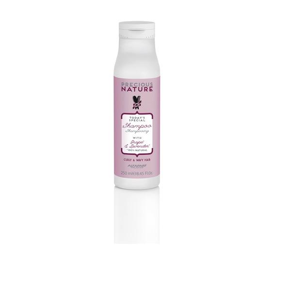 ALFAPARF milano precious nature curly:wavy hair shampoo