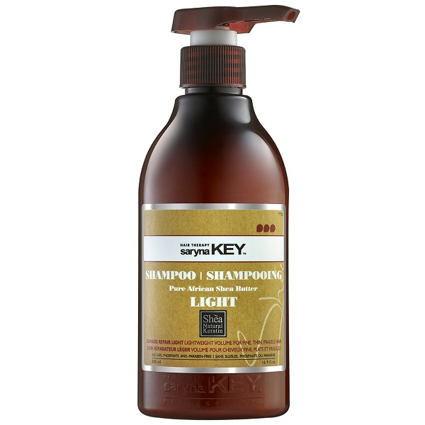 Saryna Key Pure African Shea Butter Light Shampoo