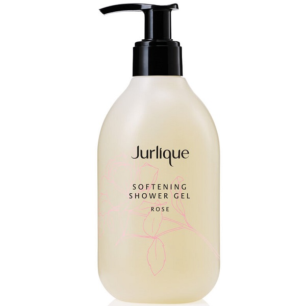 Jurlique Softening Shower Gel Rose
